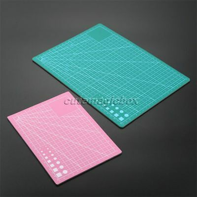 Quilting Board Drawing Craft Paper Carving A4 A5 PVC Self Healing Cutting Mat