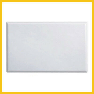 NEW Standard Blank Wall Plate Cover For Power Point Light Switch Cover White