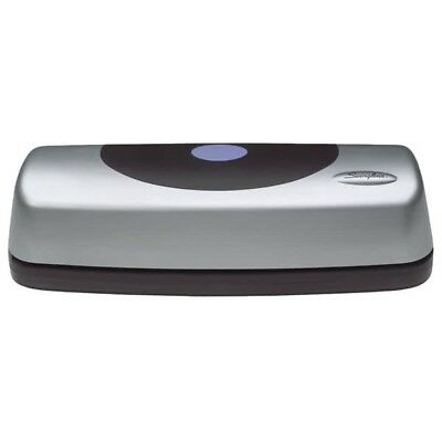 Swingline 3 Hole Punch Electric Paper Punch PORTABLE Desktop 15 Sheets Capacity
