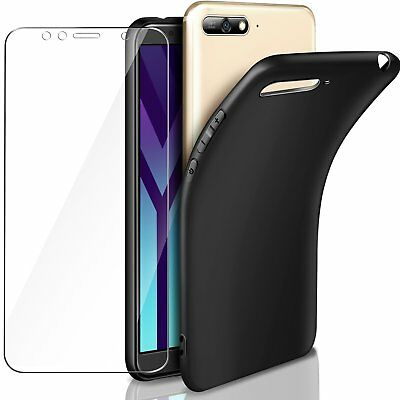 Cases, Covers & Skins Custodia Cover Case Tpu Bolle Colorate Per Huawei Y6 2018