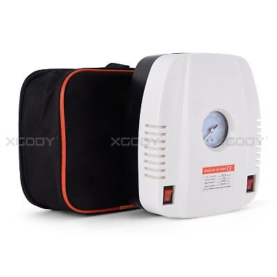 Digital Mini Tire Inflator Air Compressor for Cars with Emergency Light 160psi