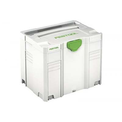 Festool Systainer SYS 4 TL Storage Box 497566