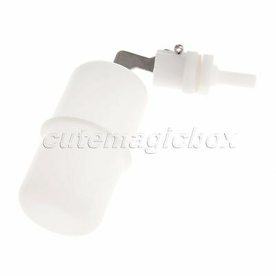 """Plastic 1/4"""" Humidifier Float Ball Valve For Water Dispenser Automatic Fill Feed"""