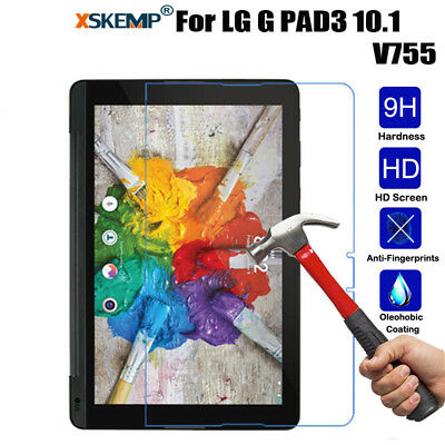 """2 Pack Clear Tablet Screen Protector Guard For 10.1/"""" Lanix Neuron Pad E10"""