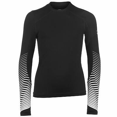 Under Armour Kids Boys Coldgear Reactor Baselayer Top Junior Compression Armor
