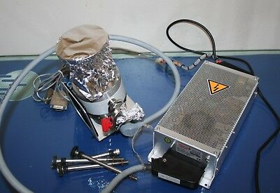 Pfeiffer Turbo Molecular Vacuum Pump TMH-065 & Controller TCP-120 Cable (works)