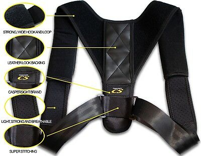Back Posture Corrector - Gaming Brace Reduce Back and Neck Ache While Gaming