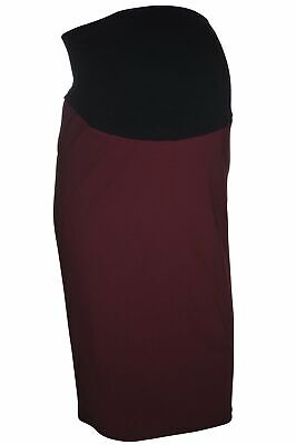 Maternity Pencil Skirt  pull on with pannel