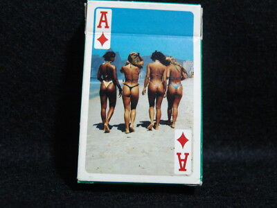 Rio De Janeiro Playing Cards- Full Deck With Jokers - Excellent Condition