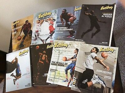 5783e2612c4f LOT 2 JAMES Harden Magazines GQ Sports Illustrated May 2018 Wild ...
