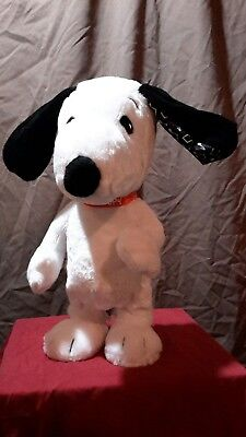 """Peanuts Snoopy Happy Dance 13"""" Plush. Just Play."""