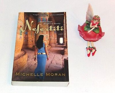 Nefertiti Queen of Egypt Daughter of Eternity by Michelle Morgan