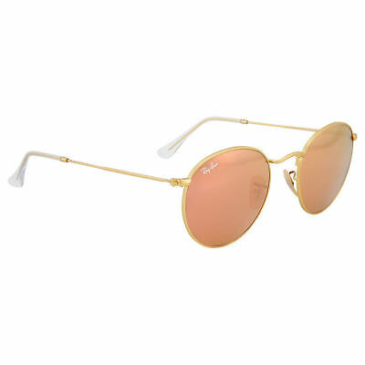 Ray-Ban Round Copper Flash 3447 112/z2 50mm