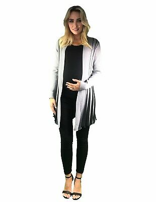 BNWT Knitted Waterfall Maternity Cardigan - Szs - 12,14,16,18 & 20