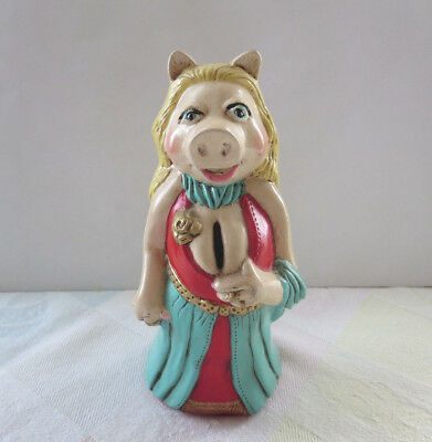 Miss Piggy Coin Piggy Bank Muppet