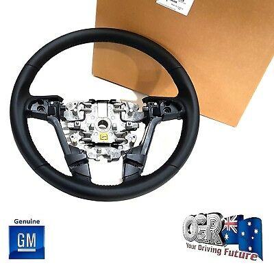 Steering Wheel Leather VE Commodore SS SV6 Sports Wheel BRAND NEW GENUINE HOLDEN