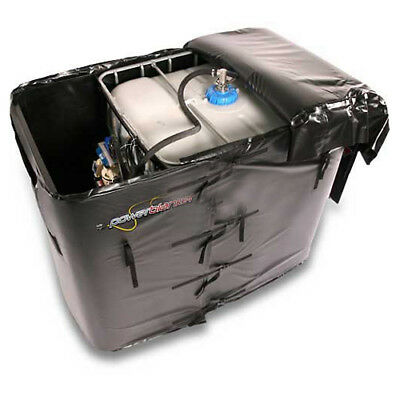 Powerblanket® Insulated IBC Diesel Exhaust Fluid Tote Heater 330 Gallon