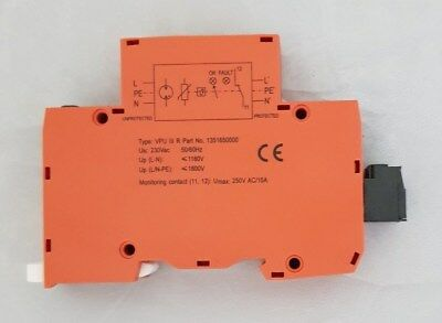 Weidmuller Surge Protector VPU 111 R