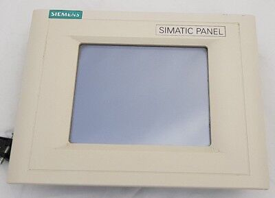 Siemens Simatic touch Panel 6AV6545-0BC15-2AX0