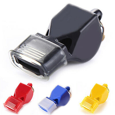 EDC Fox40 Plastic Soccer Football Basketball Sports Referee Whistle Hot Sale ST