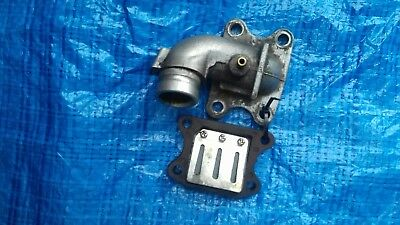 Peugeot speedfight 100cc inlet manifold and reed valve