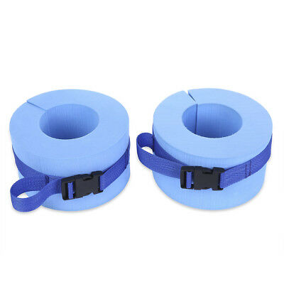 Light Paired Water Aerobics Swimming Weights Aquatic Cuffs for Ankles or Arms