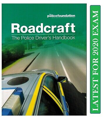 Latest ROADCRAFT The Police Drivers Handbook Police Foundation Police Book PlcBk