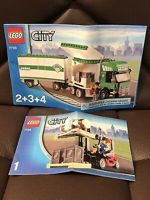 Lot Of 23 Lego City Instructions Booklets Only 2000 Picclick