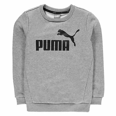 Puma Bambini No1 Crew Sweat