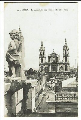 CPA-Carte postale-FRANCE - Nancy - Sa Cathédrale -1916-  S288