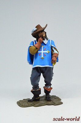 TIN SOLDIER, MINIATURE  France  Portos End of the 17th century 54 mm