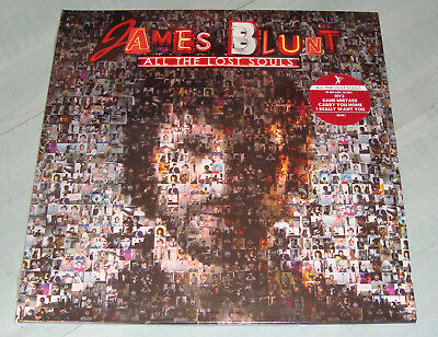 LP James Blunt  - All The Lost Souls   OVP  - TOP!!!