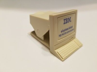 IBM Plastic Document holder Clip holder Stand Paperwork up