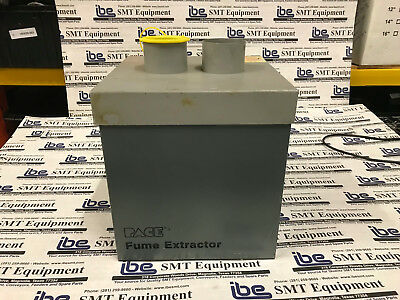 Pace ARM EVAC II Fume Extractor 8888-0825 w/Warranty!! No Filter Included