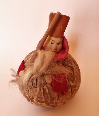 Early Vintage Soviet Union/Russian Cloth  Soldier Roly Poly Type Toy, Rare!