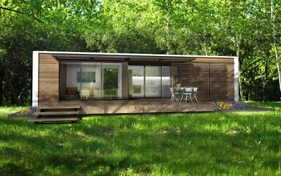 0$ Down Financing  Luxury Shipping Container Home  1 Bd/1 Bth 320 Sq Ft !