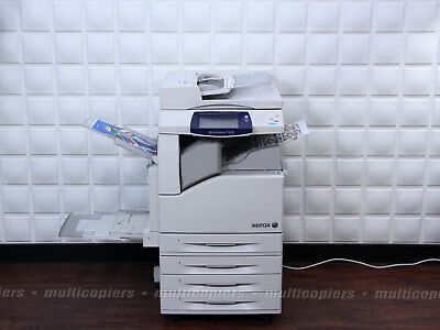 NEW XEROX WORKCENTRE 7556 Color MFP Copier Printer Email Scan iFax