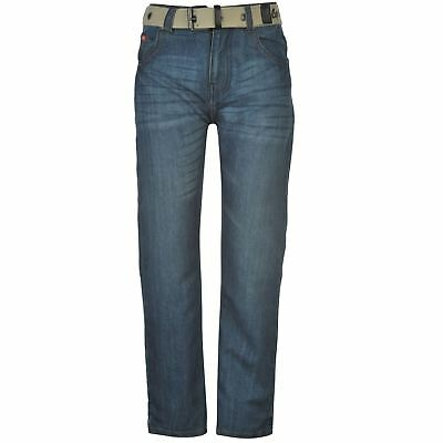 Lee Cooper Bambini Belted Jean