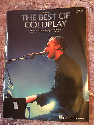 Best of the beatles for clarinet songbook sheet music song book 89 the best of coldplay for easy piano songbook sheet music song book updated fandeluxe Images