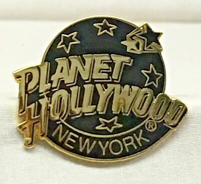 Planet Hollywood , New York, Collector's Pin