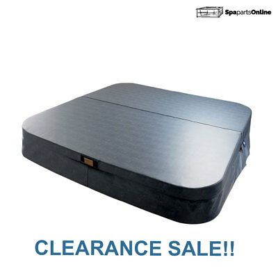 Lockable Spa Hard Cover Australian Made Limited Sizes- Factory Clearance Sale