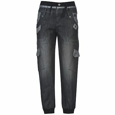 No Fear Bambini Double Waist Jeans