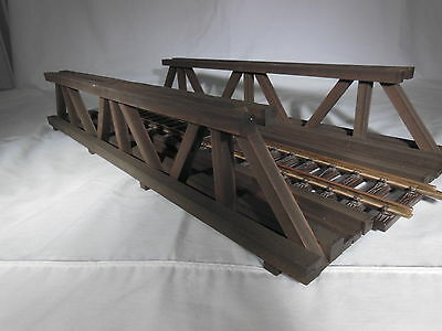 G Scale Warren Indoor Bridge  lgb