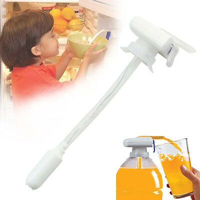 Magic Tap Electric Automatic Water & Drink Beverage Dispenser Spill Proof New TF