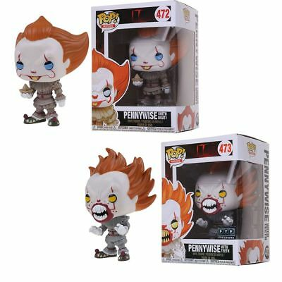 Movies Stephen King's IT Pennywise #473 (With Teeth) Figure Collection Toys Gift