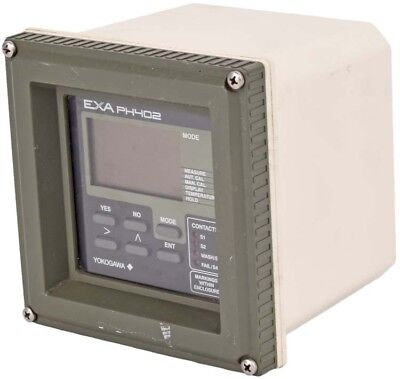 Yokogawa EXA-PH402 Industrial Digital PH Converter Transmitter Meter Unit