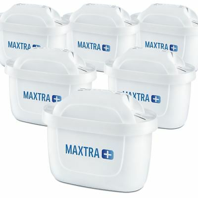 6 BRITA Maxtra+ Plus Universal Water Filter Jug Replacement Cartridges Refill UK
