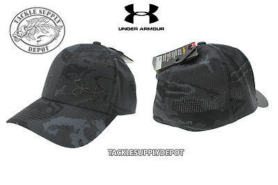c329151017f74 ... italy under armour fish coolswitch thermocline armourvent cap black  stealth gray pick 27256 535ca