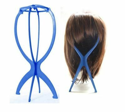 Wig Display Stand Dummy Head Hat Cap Hair Holder Foldable UK STOCK FAST P&P