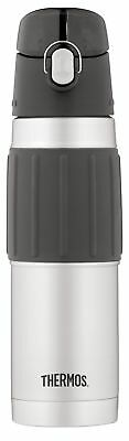 Vacuum Insulated 18 Ounce Stainless Steel Hydration Bottle, Stainless Steel